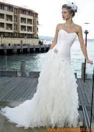 robe mari e originale robe de mariée originale tulle taffetas lacets