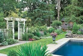 Sloped Backyard Landscaping Ideas Best 25 Sloped Backyard Ideas On Pinterest Sloping Backyard Inside