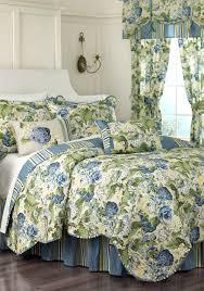 Belk Duvet Covers Waverly Floral Flourish Quilt Collection Belk