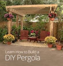 Pergola Backyard Ideas A Pergola Provides The Perfect Combination Of Style And Function