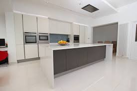 brilliant white kitchen floor tiles grey large format throughout ideas