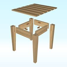 How To Make A Wood End Table by End Table Designs Decoration Ideas Information About Home
