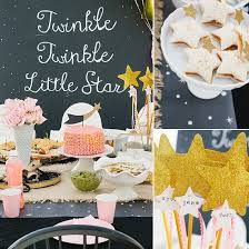baby birthday themes a celestial birthday bash creative birthday party
