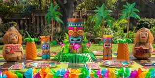 image of hawaiian luau decorations summer decorating ideas for