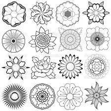 gallery flower designs sketches drawing art gallery