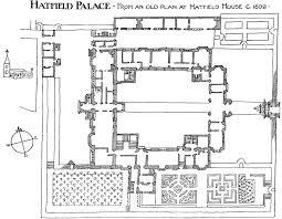Medieval Floor Plans Bishop U0027s Hatfield British History Online Medieval Renaissance