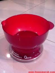 Timbangan Plastik ox 312 timbangan dapur oxone kitchen scale supplier grosir