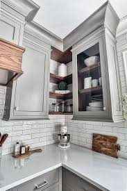 small kitchen grey cabinets 25 ways to style grey kitchen cabinets