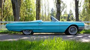 1964 ford thunderbird f143 seattle 2014
