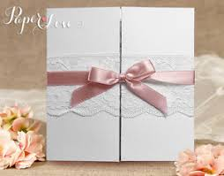 diy gatefold wedding invitations futureclim info