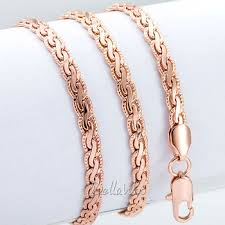 mens rose gold necklace images Cheap rose gold necklace chain for men find rose gold necklace jpg
