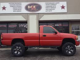 lifted gmc red chevy gmc gallery