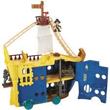fisher price disney captain jake land pirates