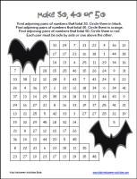 halloween worksheets halloween games for kids halloween math