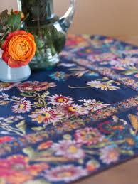 wildflowers tablecloth linens u0026 kitchen tablecloths beautiful