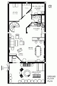 earth sheltered home plans valuable 15 floor plans for earth contact homes plan for 3 level 4