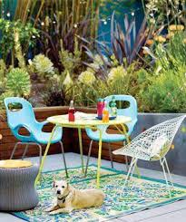 Outdoor Furniture Plastic by Outdoor Patio Furniture Real Simple