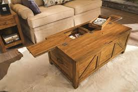 Leather Home Decor Coffee Tables Mesmerizing Wood Trunk Coffee Table Chest Best