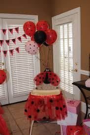 How To Decorate Birthday Party At Home by Best 25 Ladybug Party Ideas On Pinterest Ladybug Invitations