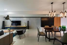 urban modern interior design stylish element apartment in taiwan by white interior design