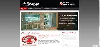 home improvement websites home improvement goldeye media