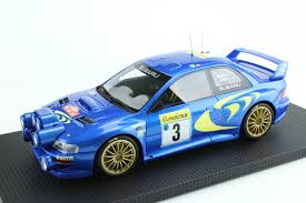 subaru rally car top marques collectibles subaru impreza s4 wrc mc rally 1998 pre