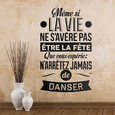 Meme Si - wall stickers famous and motivational quotes in french