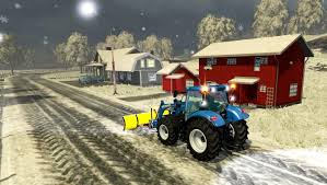 Snow Map Usa by Bjornholm Snow Map In Farming Simulator 2015 Winter Snow Mod Youtube