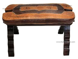 Bench Craft Leather Inc Best 25 Leather Stool Ideas On Pinterest Copper Stool Small