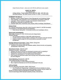 Business Administration Resume Sample by Bachelor Of Business Administration Resume Business Administration