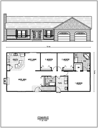 Basic Floor Plan by O Good Looking Open Floor Plan House Plans One Story Unique