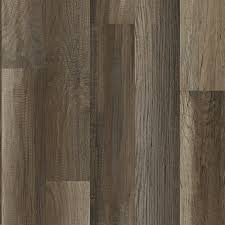 Glue Laminate Floor Shop Style Selections 7 59 In W X 4 23 Ft L Aged Gray Oak Smooth
