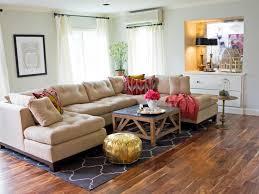 living room charming colorful living room decoration using u shape