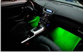 Interior Lighting For Cars New Led Ambient Interior Light Kits Introductory 10 Off At Pfyc