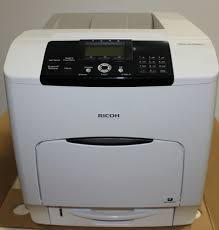 ricoh sp c430dn color laser printer 37ppm 406654 usb lan for