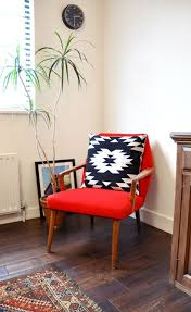 Red Armchair Best 25 Red Armchair Ideas On Pinterest Patterned Armchair