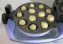 cake pop maker three cheese rosemary and garlic pizza bites in a cake pops maker