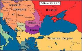 Ottoman Empire In Wwi World War I Centennial Balkan Secrets Mental Floss