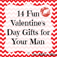 Best Valentine Gifts by 14 Valentine U0027s Day Gifts For Your Man Two Million Miles