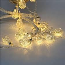 teardrop lights