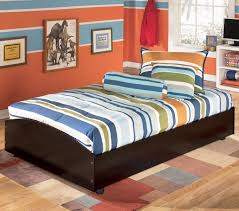 Marlo Furniture Liquidation Center by Signature Design By Ashley Embrace Twin Loft Caster Bed Ahfa