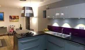 cuisiniste laval cuisine equipee en l cuisine equipee blanc laquee 13 favori grise