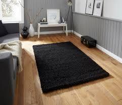 Black Rugs Large Black Rugs Home Design Ideas