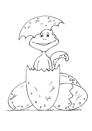 baby dinosaur coloring pages chuckbutt com