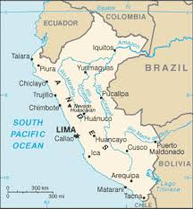 lima map 5 different maps of peru