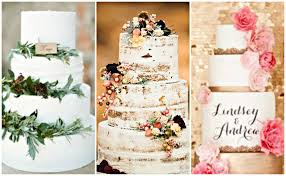 wedding cake designs 2017 stylish wedding cakes pictures 2017 the top 17 wedding cake trends