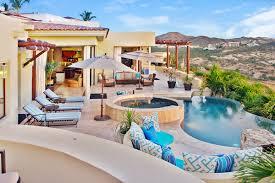 Cabo Mexico Map by Casa Bella Luxury Retreats