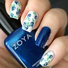 30 dark blue nail art designs nenuno creative