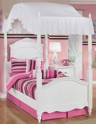 17 cool twin bed with canopy for girls kids bedroom ideas