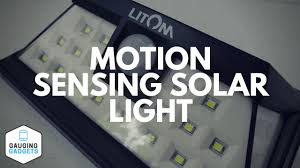 Led Solar Lamp Picture More Detailed Picture About 24 Litom 24 Led Motion Sensor Solar Light Review Outdoor Waterproof